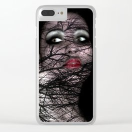 Laura´s Dream Clear iPhone Case