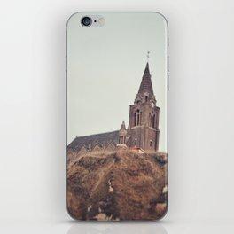 Notre Dame de Bon Secours iPhone Skin