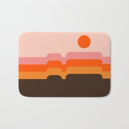 Honey Hills Bath Mat