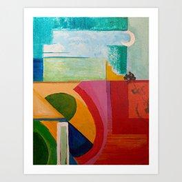 GIOVANNA Art Print