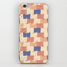 Clowder iPhone & iPod Skin