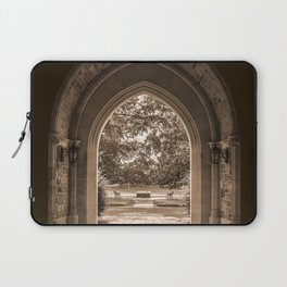 Be Still and Know Laptop Sleeve