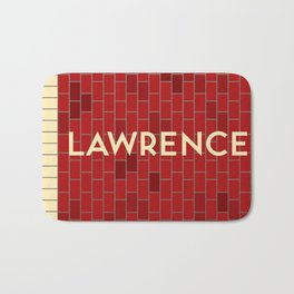 LAWRENCE | Subway Station Bath Mat