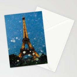 Eiffel Tower by Lika Ramai Stationery Cards