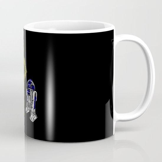 C3TYPO and R2TYPO Mug