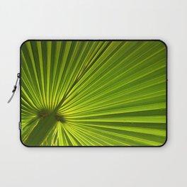 Palm Leaf Laptop Sleeve