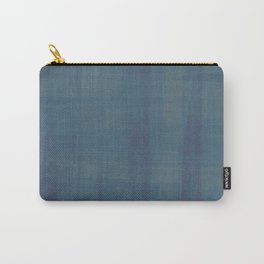 Veiled in Teal Carry-All Pouch