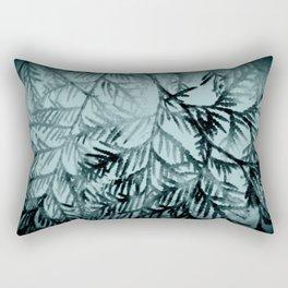 Sky Beyond the Trees Rectangular Pillow