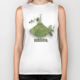 sublime by J.Rombach Biker Tank