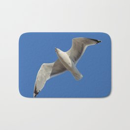 Suddenly Seagull Bath Mat