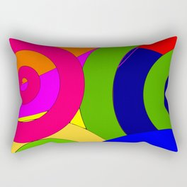 Psyco solid Rectangular Pillow