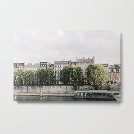 Pont Neuf Metal Print