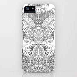 The Ravenous iPhone Case