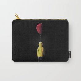 It Georgie Stained Glass Carry-All Pouch