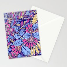 Happy Garden Stationery Cards