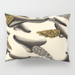 Flying noses Pillow Sham