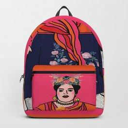 Fluffy Francscesca Backpack