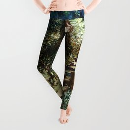 The Trail Less Traveled Leggings