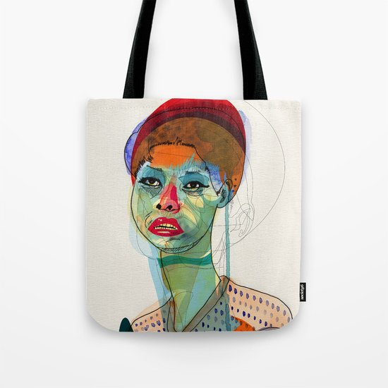 Girl_100412 Tote Bag