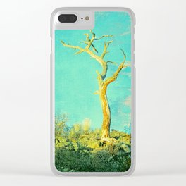 And still I stand Clear iPhone Case