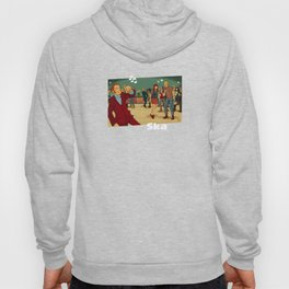 Reggae and Ska Hoody
