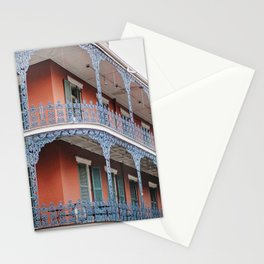 NOLA Lace - New Orleans Architecture Photography Stationery Cards