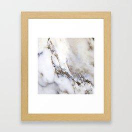 Marble ii Framed Art Print