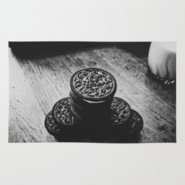 Cookies and Milk  Rug