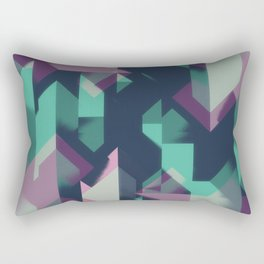 Apart Hotel Rectangular Pillow
