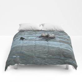 Sea Otter Fellow Comforters