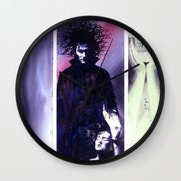 Sandman: Triptych Wall Clock