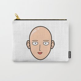 saitama face Carry-All Pouch