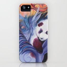 Panda's Dayddream iPhone Case
