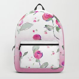 rosebuds Backpack