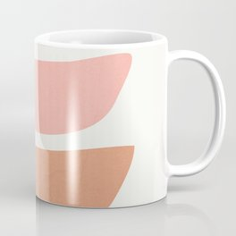 Abstract Minimal Shapes IV Coffee Mug