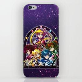 Sailor Moon S (Universe edit.) iPhone Skin