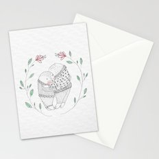 love cat Stationery Cards
