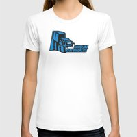 nfl T-shirts featuring Carolina AtAt Walkers - NFL by Steven Klock