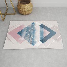 Geometric Textures 10 Rug