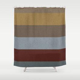 Copenhagen Colors Shower Curtain