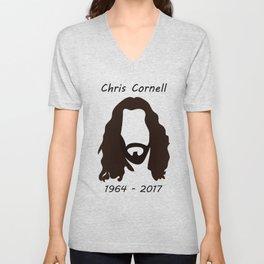 Chris Cornell Unisex V-Neck