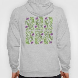 Thistles - Color PAttern Hoody