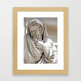 Roman Sculpture Framed Art Print