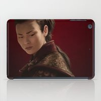 mulan iPad Cases featuring Mulan by Ravenno