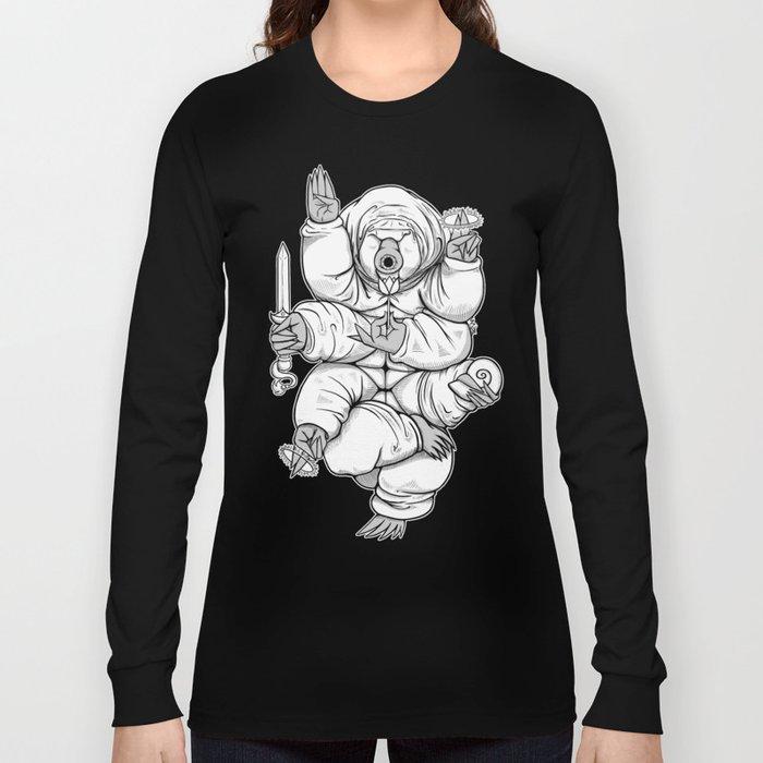 6ebe9ca27 Lord Tardigrade Long Sleeve T-shirt by sjochman | Society6