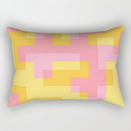 pixel 001 02 Rectangular Pillow
