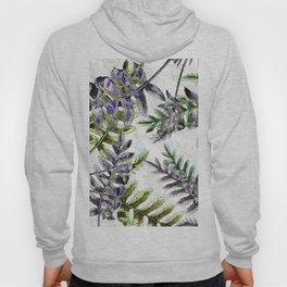 Vintage Ferns Hoody