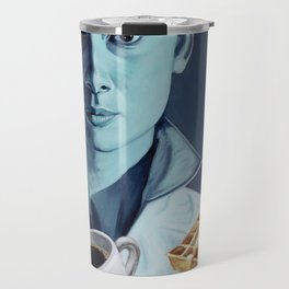 'Breakfast at Tiffany's' Travel Mug