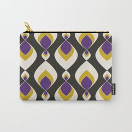 """Abstract pattern """" Carnival """". Carry-All Pouch"""