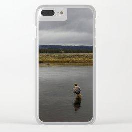 Herriman Clear iPhone Case
